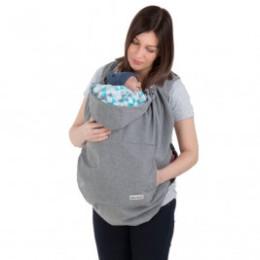 Naturiou couverture de portage Softshell Silver 3 en 1