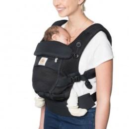Ergobaby Baby carrier Adapt Cool Air Mesh Onyx Black