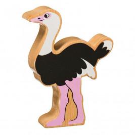 Ostrich wooden Lanka Kade
