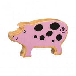 Cochon en bois Lanka Kade