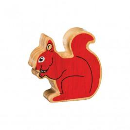 Écureuil en bois Lanka Kade