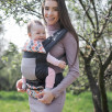 Love and Carry AIR X Kite baby carrier physiological