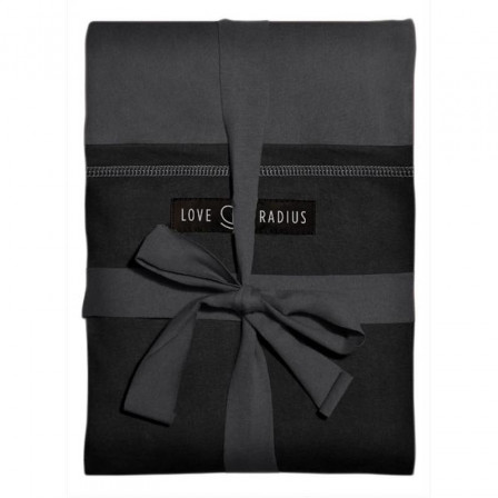 The original JPMBB Baby Wrap Charcoal Black, pocket Black