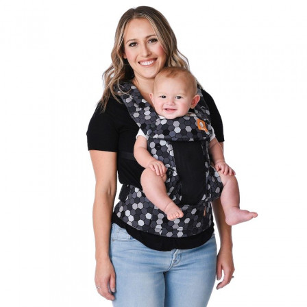 Tula Explores Coast Buzz - baby carriers-Scalable Micro-ventilated