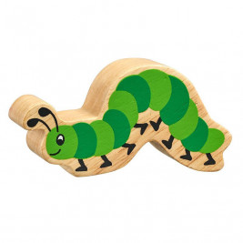 Caterpillar wooden Lanka Kade