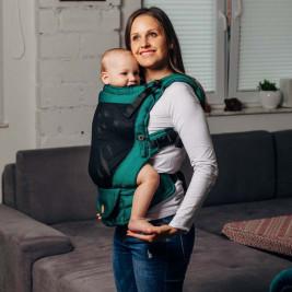 Lennylamb LennyUpGrade Standard Basic Line Emerald - Door-baby-ventilated