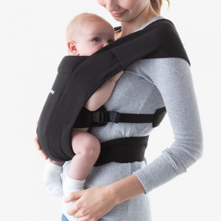 Ergobaby Embrace Intense Black