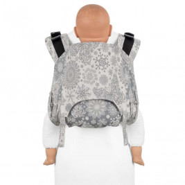 Fidella Onbuhimo V2 Iced Butterfly Gris