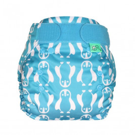 Totsbots PeeNut TE2 Nappy Feet layer of machine-washable