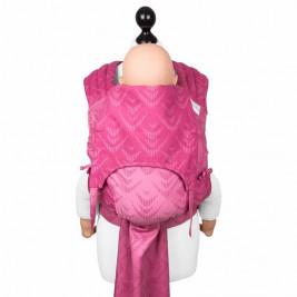 Fidella Fly Tai Zen super pink toddler size meï-taï