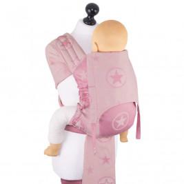 Fidella Fly Tai Outer Space candy pink (size-toddler) - Porte-bébé Meï-taï
