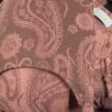 Fidella Fusion Persian Paisley marron foncé (Taille Bébé) - Porte-bébé