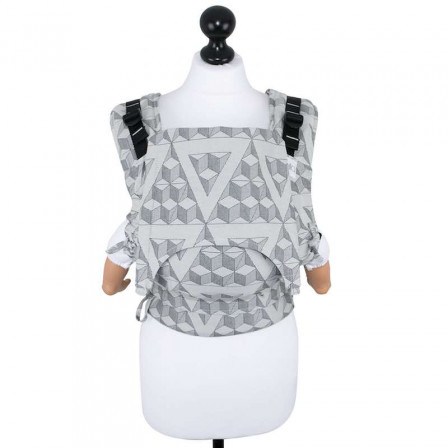 Fidella Fusion Tri-Cubic rock-faded (Waist Baby) - baby carrier