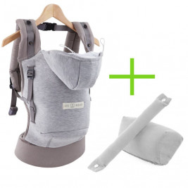 Love Radius (JPMBB) Bundle Pack Hoodiecarrier Gray Athletic