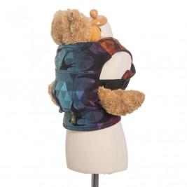 Lennylamb Swallows Rainbow Dark - Door-doll