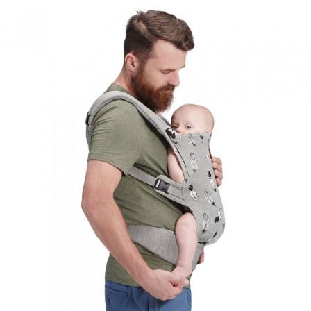 Kinderkraft Milo Gris - Porte-bébé