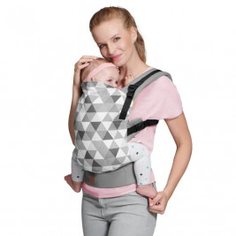 Kinderkraft Nino - Grey baby carrier
