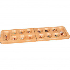 Goki Game of Kalaha (Mancala) foldable