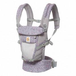 Ergobaby Adapt Cool Air Mesh Camouflage Violet - Porte-bébé Évolutif