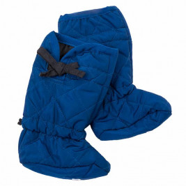 MaM Quilted Winter Booties Poseidon