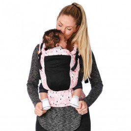 Tula Free To Grow Coast Balancing Act - baby carriers-Scalable Micro-ventilated