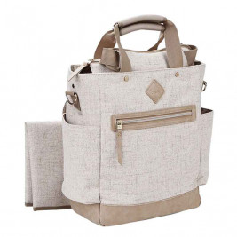 Ergobaby Coffee Run Lin - diaper Bag