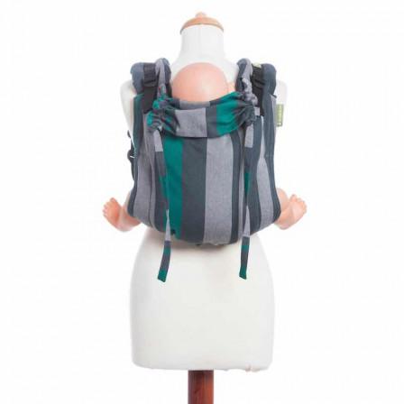 Lennylamb Onbuhimo Toddler Smoky Mint