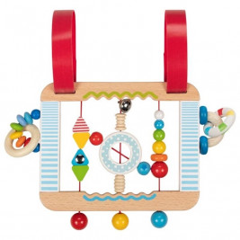 Heimess activity Table confetti - Toy wood