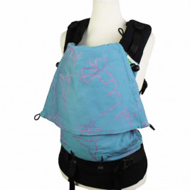 Buzzidil XL Anchors Lagoon - baby-carrier