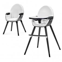 Kinderkraft Gray Finish - high Chair 2 in 1