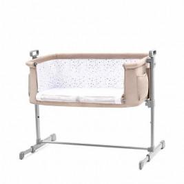 Kinderkraft Neste Beige - Bed co-sleeping