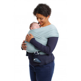 Babylonia Tricot-Slen Organic Dream Blue - baby carrier