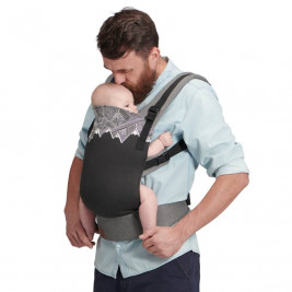 Kinderkraft Milo Black - baby carrier