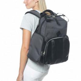 Diaper bag Ergobaby Anywhere I Go Black