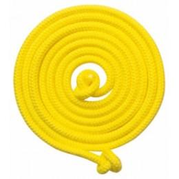 Goki Petite corde à sauter colorée - Jeu de plein air en bois