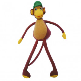 Tom the monkey (brown) 30 cm - Pachamama