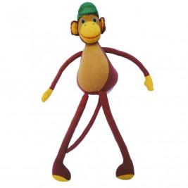Tom the monkey (brown) 30 cm - Pachamama