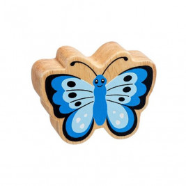 Papillon en bois Lanka Kade