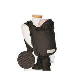 Storchenwiege BabyCarrier version SLIM Chocolate