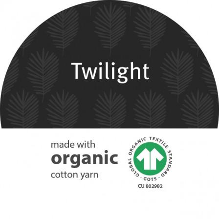 Love and Carry ONE + Twilight en coton bio - Porte-bébé physiologique