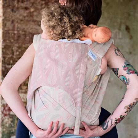Fidella Fly Tai Drops rose sable taille bambin meï-taï
