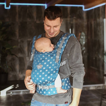 Love and Carry ONE + Biscay - Door-baby physiological