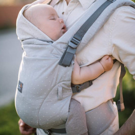 Love and Carry ONE + Fog organic Cotton - baby-carrier physiological
