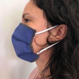Lot de 10 masques en tissu avec deux couches de protection LennyLamb