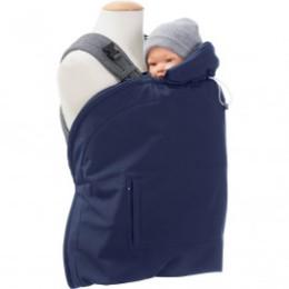 Mamalila coverage of portage Adaptable Softshell Vario Navy Blue