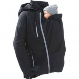 Mamalila Jacket Portage for Man Softshell Mamalila Black