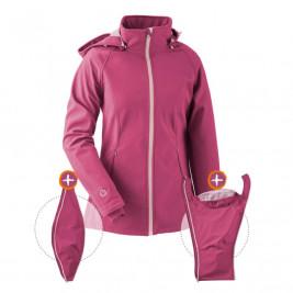 Mamalila Jacket of Portage and Pregnancy All Season Pink
