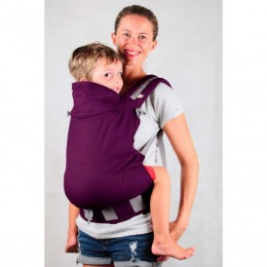 Ling Ling Love P4 Preschool Shadow Purple - baby-carrier