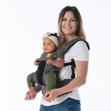 Tula Explore Coast Mason - Porte-bébé Évolutif Micro-aéré