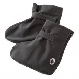 Mamalila chaussons de portage Softshell Booties Noir